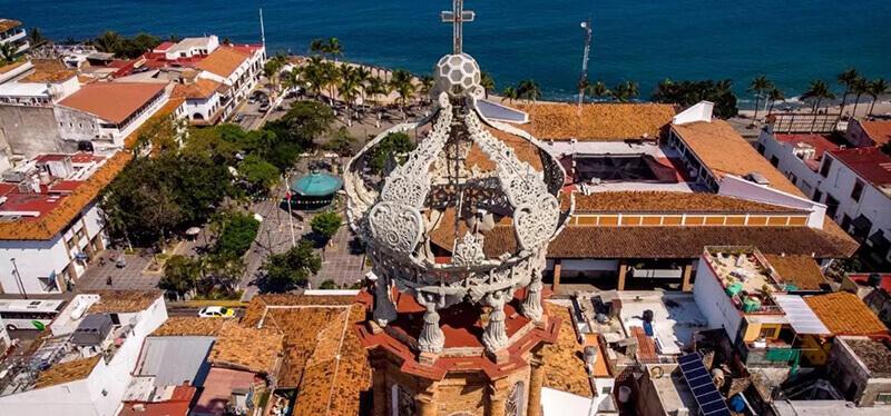 Best Hotels in Puerto Vallarta:: Hacienda San Angel