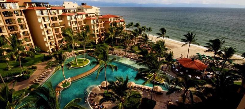 Puerto Vallarta Hotel: Villa Del Palmar Flamingos Beach Resort & Spa