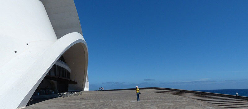 Best things to do in Tenerife: Visit The Auditorio De Tenerife