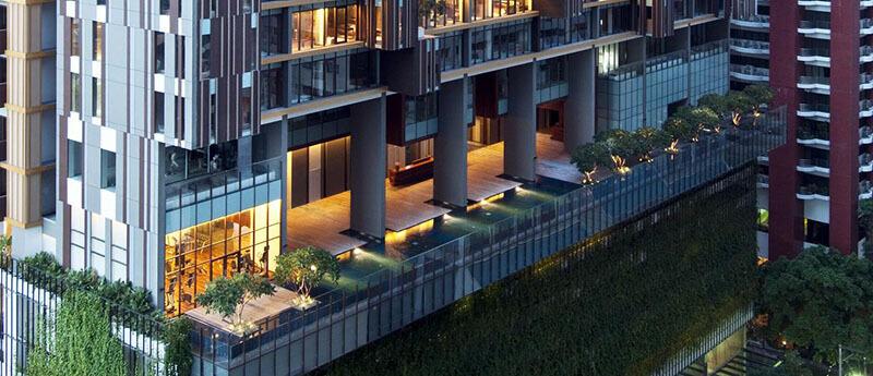 Best Luxury Hotels in Bangkok with Infinity Pool: Hansar Bangkok