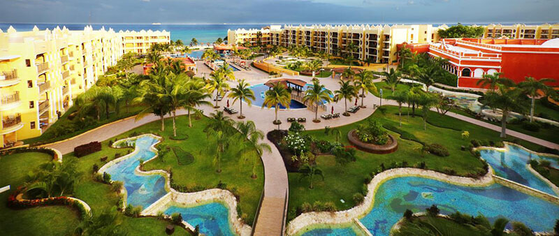 Best Playa del Carmen Hotel:  The Royal Haciendas Resort & Spa