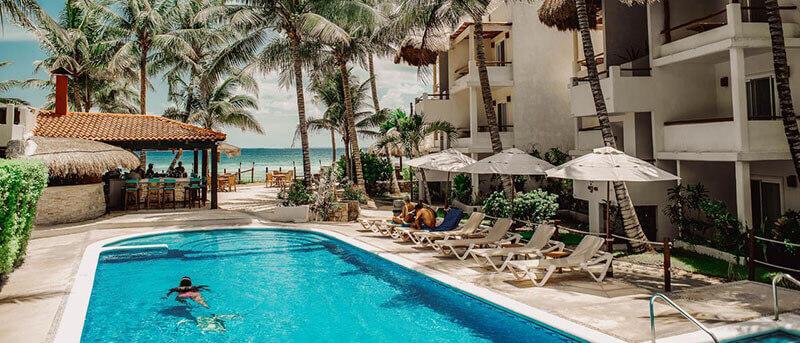Petit Lafitte Hotel Playa del carmen