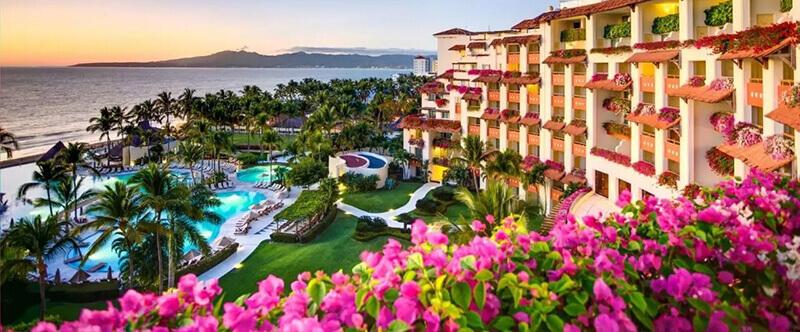 Best Family Hotels In Puerto Vallarta : Grand Velas Riviera Nayarit