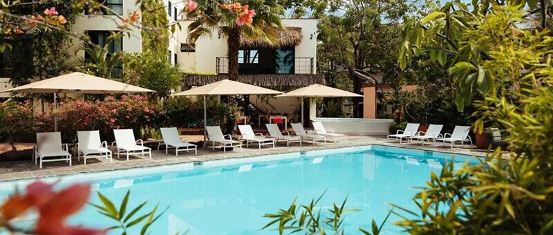 Best Puerto Vallarta Family Hotels & Resorts: San Trópico Petit Hotel & Peaceful Escape