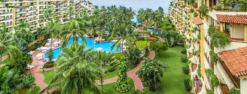 Best hotel in Puerto vallarta: Velas Vallarta Suite Resort All-Inclusive