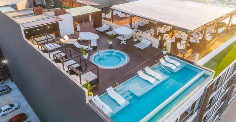 Best family friendly resort in playa del carmen Fives Downtown Hotel
