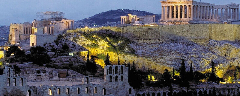 Where to Stay in Athens Thissio