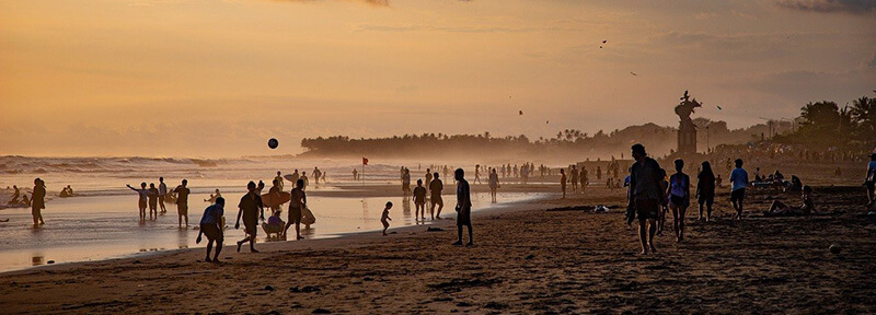 Where  is the Best Area to Stay in Bali: Canggu
