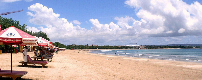 Where is the Best Area to Stay in Bali: Kuta