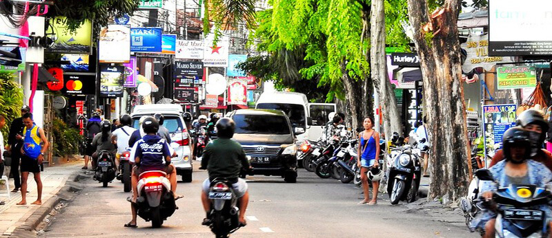 Where  is the Best Area to Stay in Bali: Legian