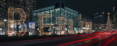 Where is the Best Area to Stay In Berlin At Christmas