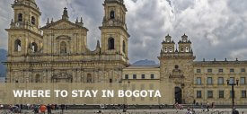 Where To Stay In Bogota for the First Time, Backpackers, Nightlife, Tourists