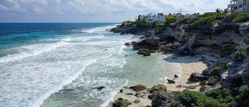 where to stay in cancun: Isla Mujeres