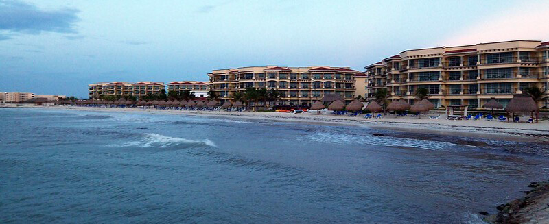 Where to stay in Cancun Mexico: Puerto Morelos