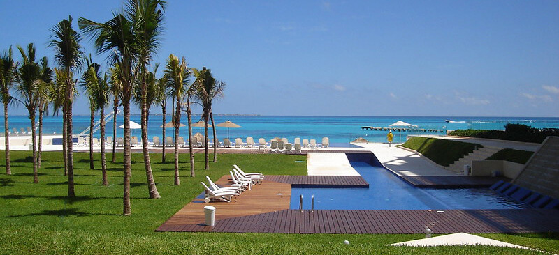 where to stay in cancun: Punta Cancun