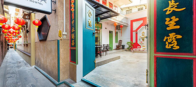best budget hotel in Chinatown