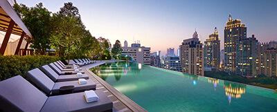 Best Hotels in Bangkok: Park Hyatt Bangkok
