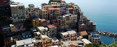 Where To Stay In the Cinque Terre With Family