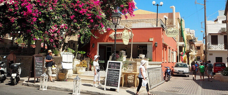 Best place to stay in Crete: Rethymnon