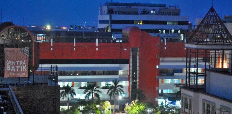 Where to Stay in Jakarta: Mangga Dua