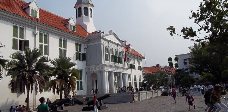 Where to Stay in Jakarta: Jakarta Old Town