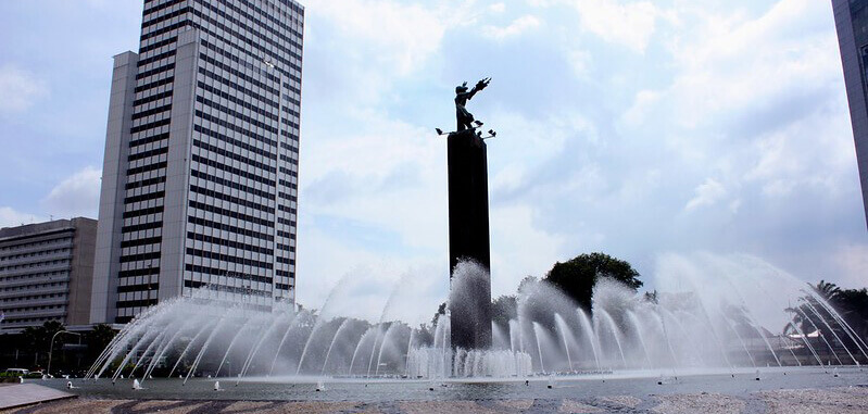 Where to Stay in Jakarta: Selamat Datang Monument