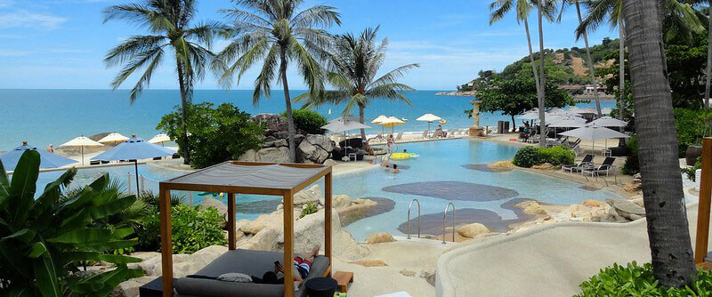 Staying in Fabio Achilli koh samui
