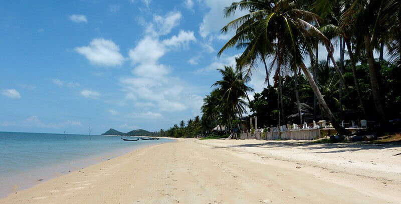 Best area to stay Lipa Noi Beach