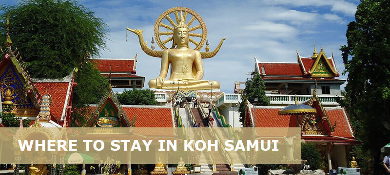 where to stay in koh samui thailand