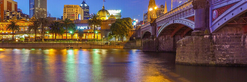 Where to Stay in Melbourne: Melbourne CBD