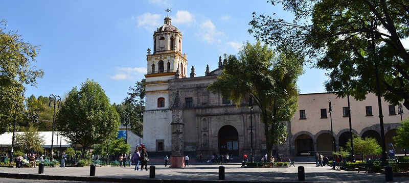 Where to Stay in Mexico City: Coyoacán