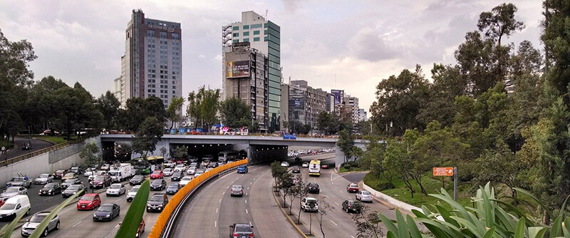 Where to Stay in Mexico City: Reforma