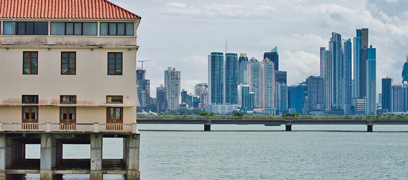 where to stay in panama city center