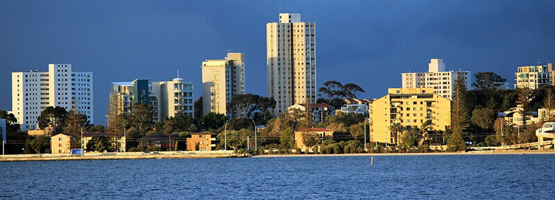 Where to Stay in Perth Western Australia: Fremantle