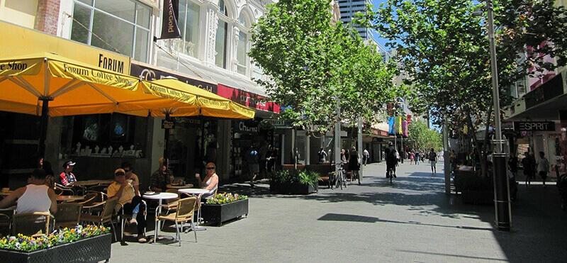 Where to Stay in Perth Western Australia: Subiaco