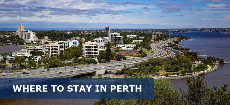 where to stay in perth western australia