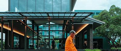 Best Hotels in Bangkok: Theatre Residence