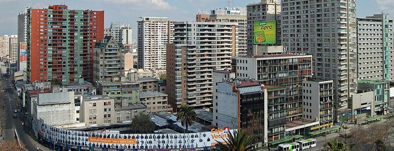Where To Stay In Santiago De Chile: centro