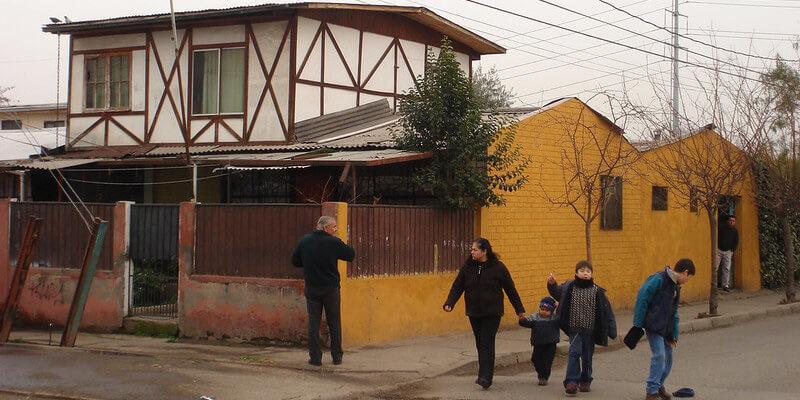 Where To Stay In Santiago De Chile: Penalolen