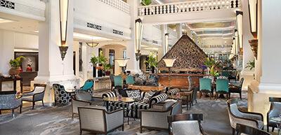 Best luxury hotel in Siam