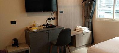 Best budget hotel in Siam