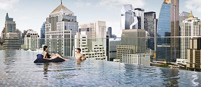 Best Hotels in Bangkok: Sindhorn Midtown Hotel Bangkok