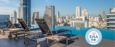 best Mid-range hotel in silom