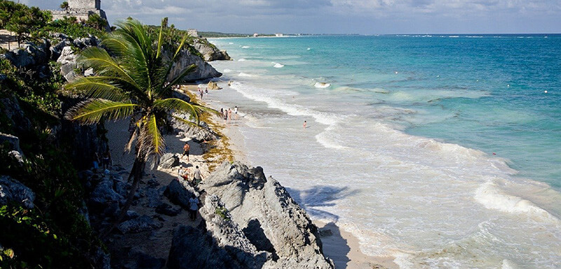 where to stay in Tulum beach
