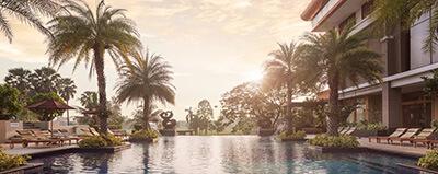 Best Hotels in Bangkok: Le Meridien Suvarnabhumi, Bangkok Golf Resort and Spa