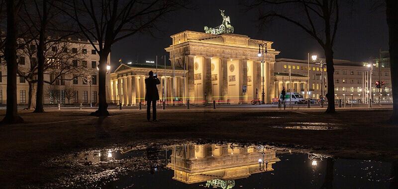 2 Days In Berlin Itinerary - Brandenburg Gate - Berlin