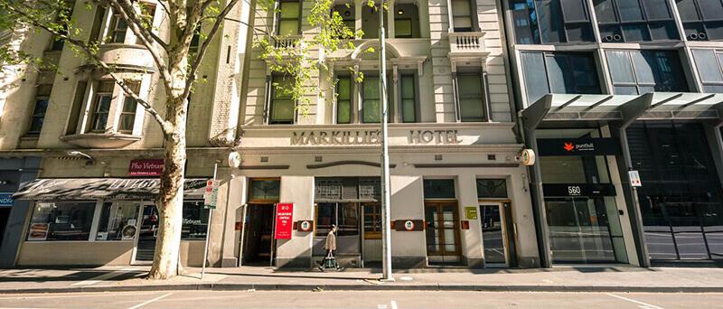 Best Cheap Backpacker Hostels in Melbourne CBD: Melbourne Central YHA Hostel