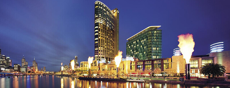 Best Luxury Hotel in Melbourne CBD: Crown Towers Melbourne Hotel