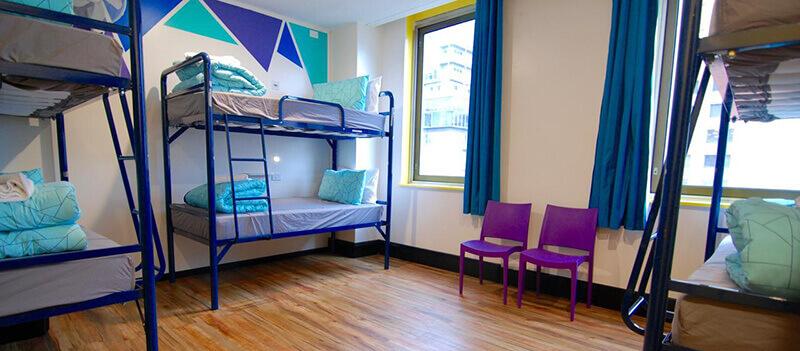 Best Cheap Backpacker Hostels in Melbourne CBD: Flinders Backpackers Melbourne Hostel