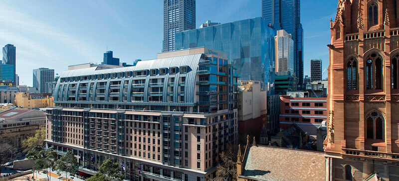 Best Luxury Hotel in Melbourne CBD: The Westin Melbourne Hotel